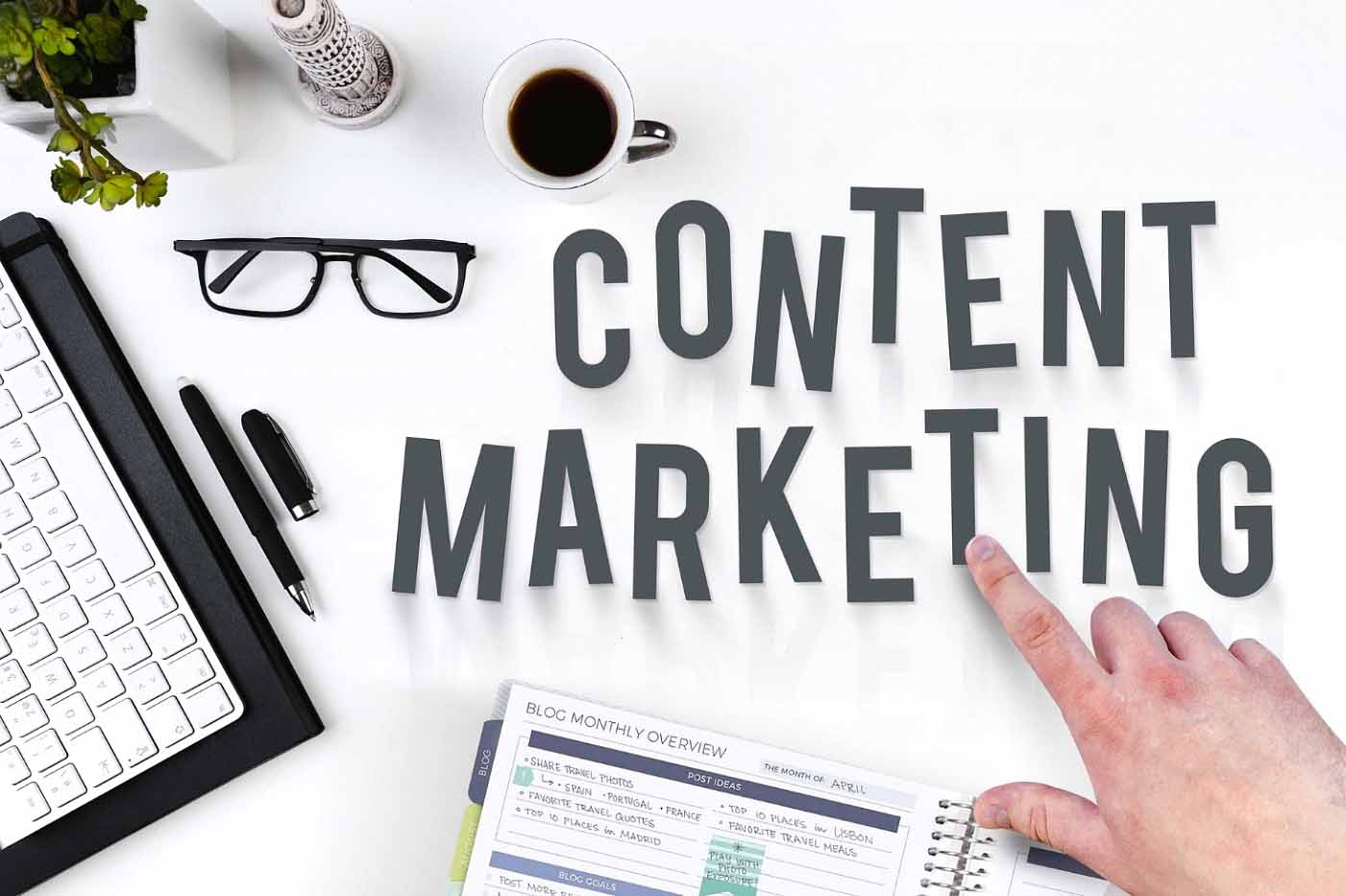 7 Ways How to Boost Your Sales with Content Marketing